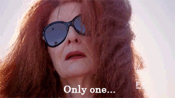 Happy birthday to the one and only Frances Conroy