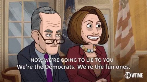Hey! Remember when the Democrats did something good for America? No, me either