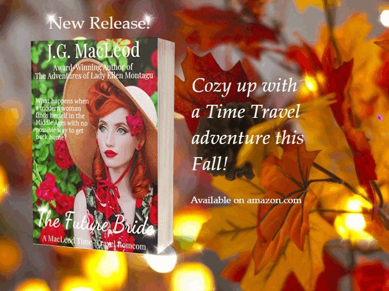 Brigid MacDonald spends her days working at a coffee shop & avoiding low lifes at bars - until she finds herself in a castle, in another time, ins a wedding she didn't consent to!  #FutureBride now available.  #SaturdayMotivation  http://www.amazon.com/dp/B07YK4J8VY/?tag=bookclubpro-20… by @jgmacleodauthor