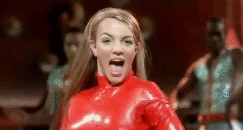 Ending on the BEST note EVER @britneyspears on the #FTDP
