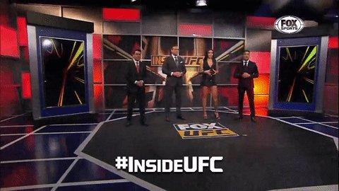 ¡IT'S TIME!  #UFCxFOX  📲 APP: https://goo.gl/c6vPAi 📺 FOX Sports  Disfruta de la mejor información de @UFCEspanol en #InsideUFC, en compañía de nuestros expertos:  🎙@SalasJiujitsu 🎙@mariodelgadorzm 🎙@GersonMarlon 🎙@ERIFERCA