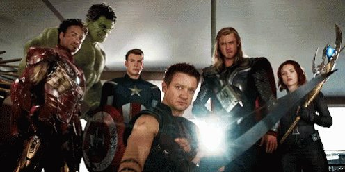 I watching a movie''THE AVENGERS'' on WOWOW now! #Marvel #MCU #TheAvengers #WOWOW #Japan