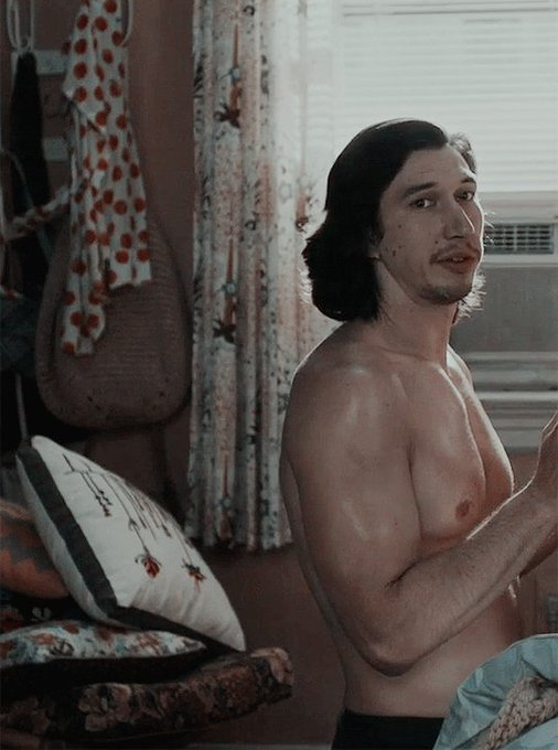 Happy birthday Adam Driver may you go on blessing us with your talent and your nice tiddies.