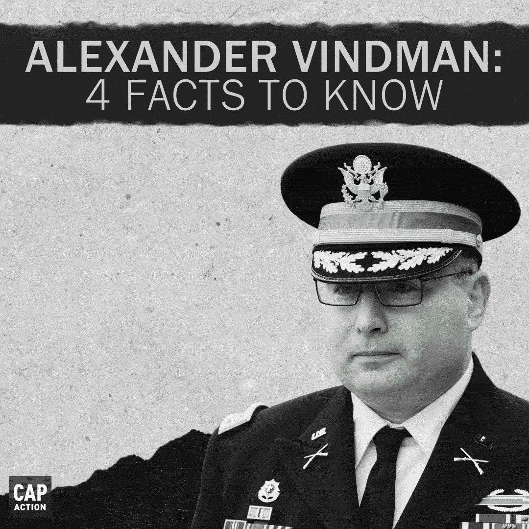 Lt. Col. Alexander Vindman, an active duty Army officer and top Ukraine official on the NSC, is about to testify in this morning's #ImpeachmentHearing.  Here's what you need to know: