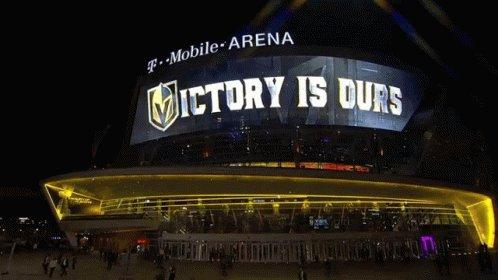 And just like that.... #VegasBorn #VegasVictory #VGKvsNYR
