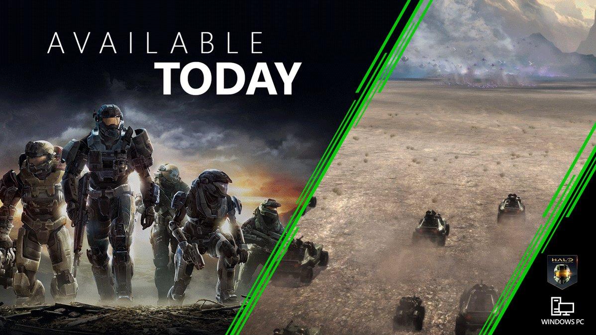 @XboxGamePassPC's photo on halo reach