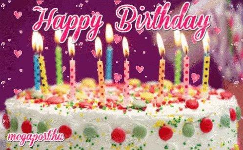 Happy birthday     We love you !