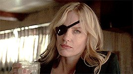 Happy birthday Daryl Hannah. Loved her reinvention as the lethal Elle Driver in Kill Bill: Vol. 2.