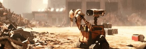 Happy birthday Andrew Stanton. Wall-E is one of the most original, tender films I ve seen so far this century.