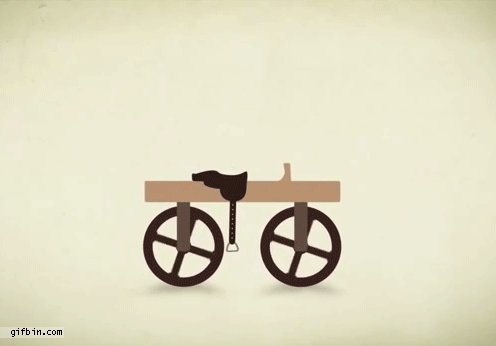 Image for the Tweet beginning: The humble bicycle has been