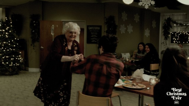 Love the Coopers: Your family might be cooler than you think. #BestChristmasEver