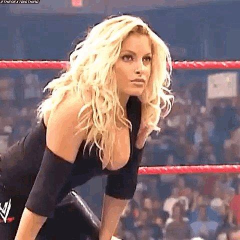 Happy Birthday to WWE Hall of Famer Trish Stratus!