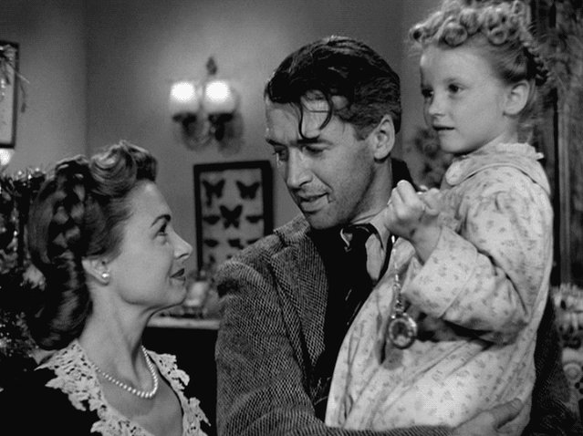 'Tis the season! We're going to be giving you a holiday recommendation to watch every single day because we want you to enjoy nice things. So grab your eggnog and settle in.  Day 1: It's a Wonderful Life. One of the most iconic holiday movies of all time. Don't forget tissues.