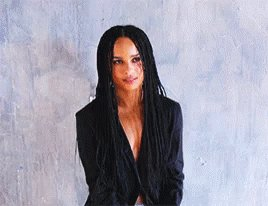 Happy Birthday to Zoë Kravitz  ! What\s your favorite of her movies?