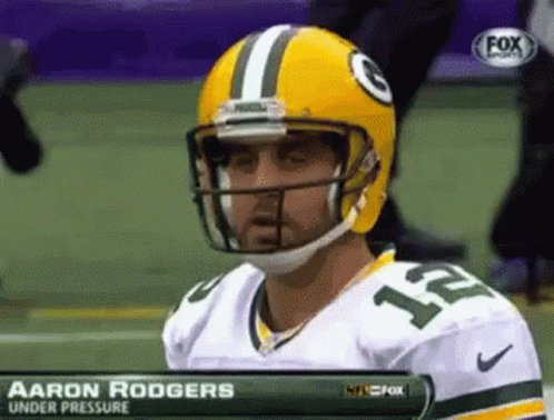 Happy birthday Aaron Rodgers