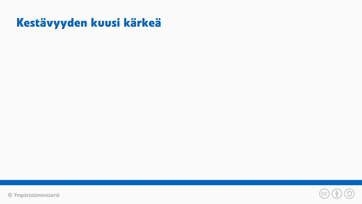 Tälle on tilausta! @ReijoKarhinen johdolla tavoitteena luoda kiertotaloudesta talouden perusta ja vahvistaa Suomea kiertotalouden edelläkävijänä. @SitraFund kanssa olemme tuoneet kiertotaloutta osaksi koulujen opetusta jo usean vuoden ajan. #kiertotalous #talous