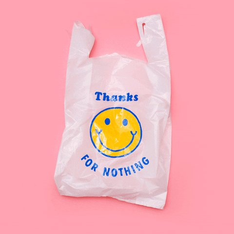 Isn't it time you got rid of those awful plastic bags? We've got the perfect cotton drawstring or tote bags for your customers, printed with your logo, at great prices. Ditch plastic forever! #cottonbags #productbags #storebags #nomoreplasticbags #ditchplastic