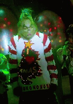 Replying to @kitawny24: #ItsNotTheHolidaysWithout The Grinch