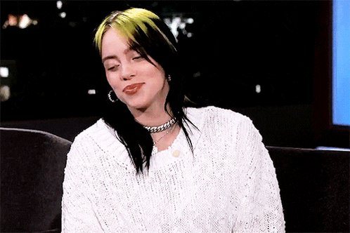#BillieEilishIsOverParty - 6 #GRAMMYs noms- Has the biggest album of the year - #BBWomenInMusic woman of the year- Apple music's artist, album, and songwriter of the year- $25m apple documentary deal- Most streamed album of 2019 on spotify - Most streamed female of 2019