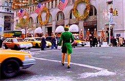 New York Taxi Cab 🚕 #UnlikelyElfOnTheShelfLocations