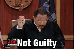 #WhenImGuiltyIAlways lawyer up.