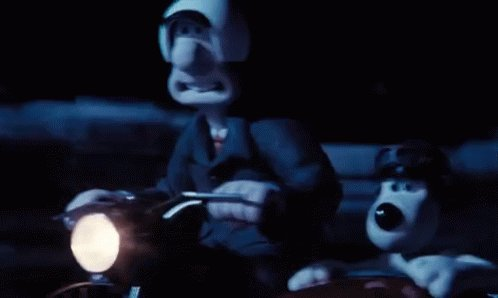 Happy Birthday to Nick Park, creator of Wallace & Gromit! Name a more iconic duo. I ll wait.