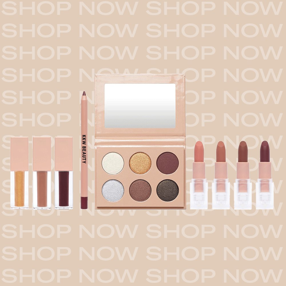 Shop @kkwbeauty  Glitz & Glam Collection now only at  http://KKWBEAUTY.COM   ✨