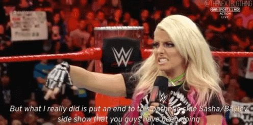 I really wish this could happen again.@AlexaBliss_WWE #SmackDown