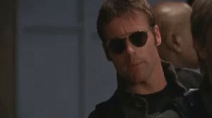 I'm here for a good time #WeWantStargate