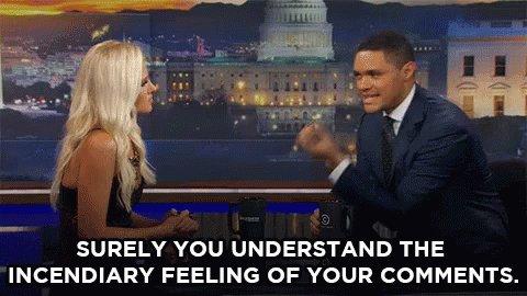 @TomiLahren @realDonaldTrump #shutupbecause