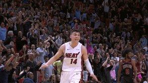 🔥 11 points in OT 🔥 16 of last 18 Miami points 🔥  Late go-ahead triple   Tyler Herro x #NBARooks