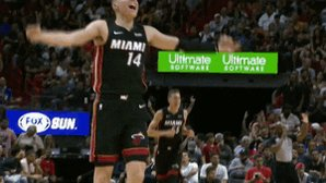 ♨️ Tyler Herro scored 16 points in the final 2 mins of regulation and OT ♨️ Each FG either tied game or put the Heat ahead ♨️ He scored the Heat's final 11 points in overtime  That's closing out a game.