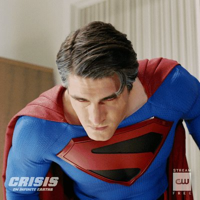 RT @TheCWSupergirl: There's much more to come. West Coast, #CrisisOnInfiniteEarths starts now on The CW! https://t.co/OMkjH2jkM4