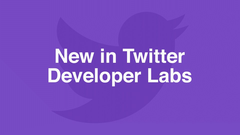 You may have seen the recent announcement about following Topics on Twitter. Today, we're excited to provide API support for this new feature. We're adding annotations to the payload, so you can discover new details about the Tweets that matter. 🧵https://t.co/B8613P9K5c https://t.co/PCJ9Wsi56V