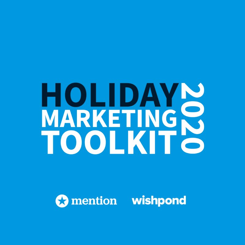 We've teamed up with our friends at @Mention  to create The Ultimate Holiday Marketing Toolkit for Businesses! 🎁Create winning holiday marketing campaigns to fine-tune your social media content, email, and website conversion a year-round. https://t.co/shdSTg7mj8#marketing