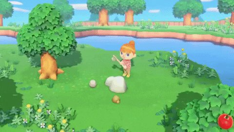 Going to retire from freelance on 3/20/20 and just full-time live on the island in Animal Crossing New Horizons just FYI.