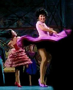 Happy belated birthday to QUEEN Rita Moreno!! Your fabulousness brings us such joy!