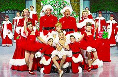 #XmasMovieABand White Stripes Christmas
