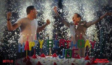 Happy birthday Joe Manganiello!