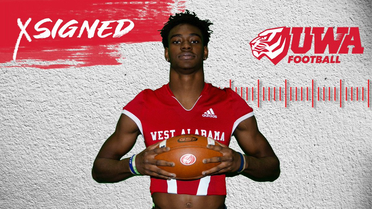 Tiger Fans welcome @terrance_newell to the Tiger #Brotherhood We are excited to have Terrance join our family! #BeTheBEST