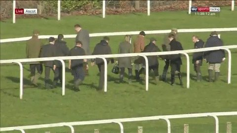 Ground currently under inspection at @Ascot... https://t.co/uzvFJ7ZFTP