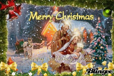 Image result for picmix/English/ baby jesus was born/merry christmas