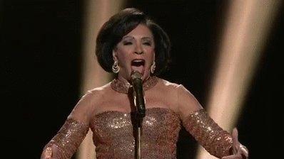 Shirley Bassey - Goldfinger (Video, Audio Remastered)  via Happy Birthday Shirley