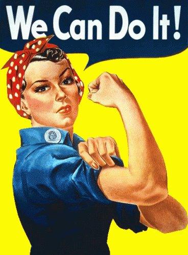 #2020WillBeTheYearFor more women in office!