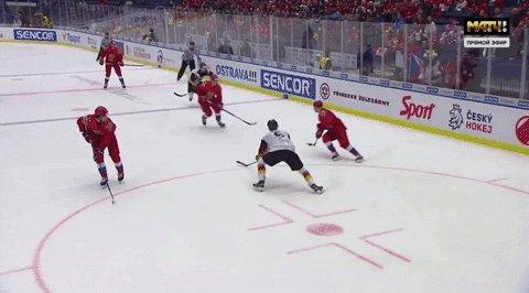 Гифка вот так вот хоккей