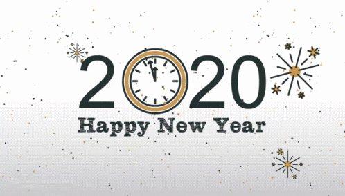 Image for the Tweet beginning: 🎉 ¡FELIZ 2020! 🎉