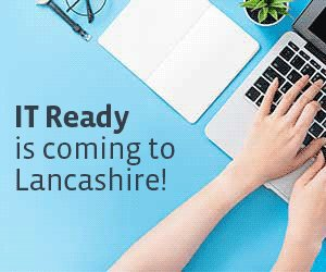 Come down to the @HarrisPreston today (until 3.30pm) and find out more about this free training. No IT experience needed. New career possible in IT Help Desk and Network roles. #upskillinglancashire #digitalskillspartnership