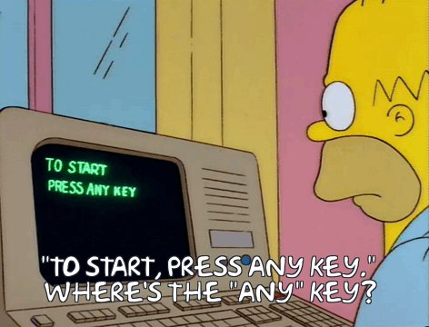 Technology: complicating our lives so they're easier to simplify! #TheSimpsons #NationalTechnologyDay
