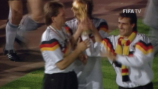 🎂 Happy 60th birthday to the man who did one of the greatest marking jobs in #WorldCup history – against no less than Diego Maradona in the Final – as West Germany conquered in 1990. Have a great day, Guido Buchwald 🎉  🇩🇪 @DFB_Team | @DFB_Team_EN 🏆