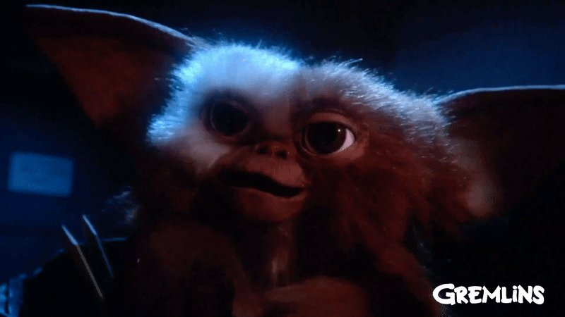 Say hello again to the OG big-eared ball of cuteness when Gremlins is avail on #HBOMax later this year.